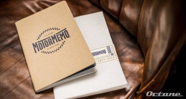 MotorMemo Log Book