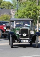Gawler to Barossa Veteran & Vintage Run